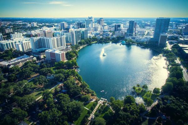 Exploring Orlando